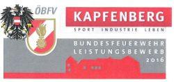 Bundesbewerb Logo 2016